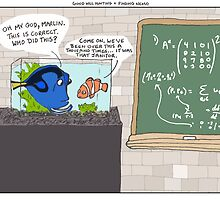 Good Will Hunting + Finding Nemo by altanimus