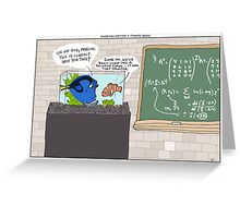 Good Will Hunting + Finding Nemo Greeting Card