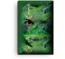 Jungle Of The Mind Canvas Print