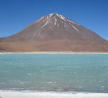 Laguna Verde by Zac Gillett