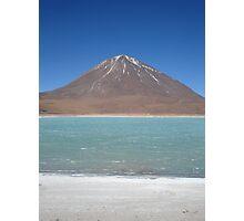 Laguna Verde Photographic Print