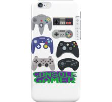 Console Gamer! iPhone Case/Skin