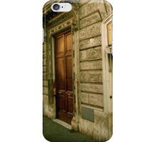 Italian Shopping iPhone Case/Skin