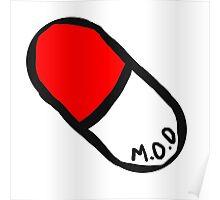 M.O.D.'s Capsule Poster