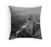 Lower House @ Crowns Mine Throw Pillow