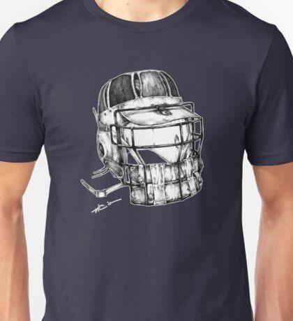 Brain Bucket (Border) Unisex T-Shirt