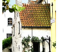 Lier Beguinage - Pompstraat by Gilberte