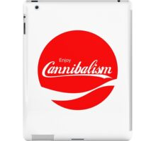 Enjoy Cannibalism (sticker) iPad Case/Skin