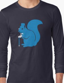 Sir Squirrel Long Sleeve T-Shirt