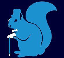 Sir Squirrel by amorphia