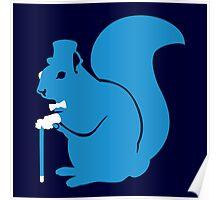 Sir Squirrel Poster