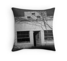 fade to past Throw Pillow