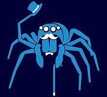 Sir Spider by amorphia