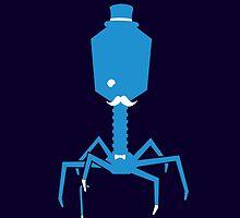 Sir Phage by amorphia