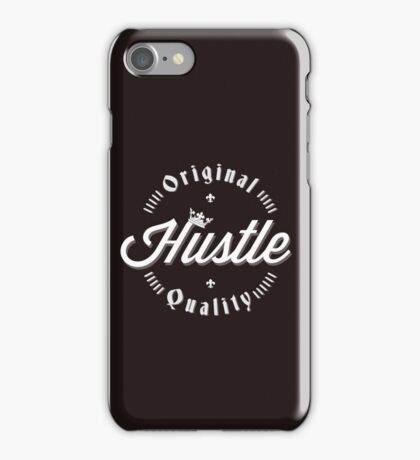 MookHustle Logo iPhone Case/Skin