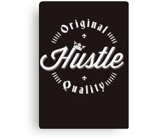 MookHustle Logo Canvas Print