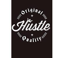 MookHustle Logo Photographic Print