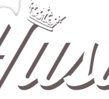 MookHustle Logo Sticker