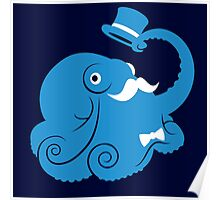 Sir Octopus Poster