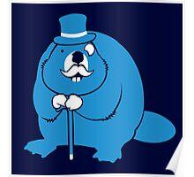 Sir Beaver Poster