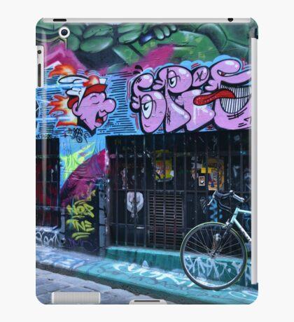 Street Graffiti iPad Case/Skin