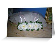 Heavenly Lily Paulina  Greeting Card