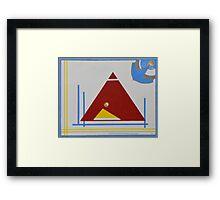 Divine Intervention Framed Print