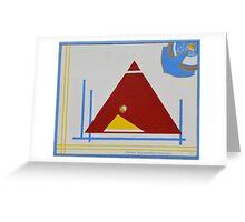 Divine Intervention Greeting Card