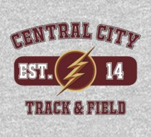 Central City Track & Field by Numnizzle