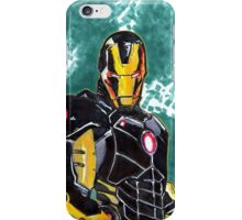 Iron Man Armour Model 42 iPhone Case/Skin