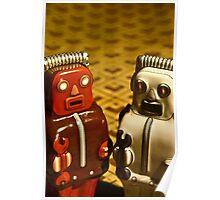 Tin Toys Poster