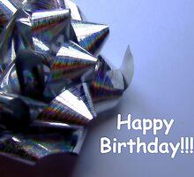 Birthday Bow by Suni Pruett