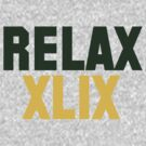 Relax Aaron Rodger Packers Shirt by 785Tees
