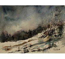 Watercolor 051207 Photographic Print
