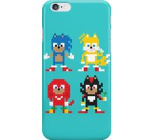 Sonic and Friends iPhone Case/Skin