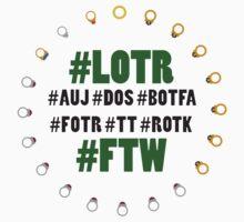 #LOTR #FTW T-Shirt