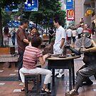 food street by kathywaldron