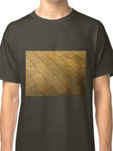 Star of David engraved in stone - Judaism Classic T-Shirt