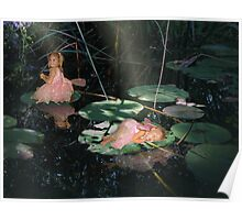 Enchanted Pond Poster