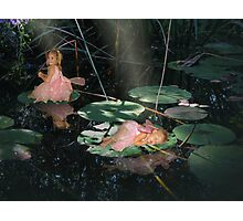 Enchanted Pond Photographic Print