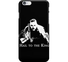 Ragnar : Hail to the King iPhone Case/Skin