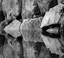 Reflecting on Granite by Robert Meyer