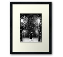 Still Lonely December 26 Framed Print