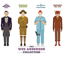 Wes Anderson Collection Photographic Print