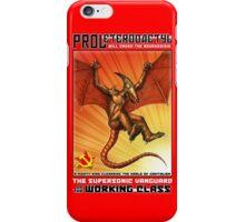 PROLETERODACTYL iPhone Case/Skin