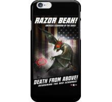 RAZOR BEAK SUPREME! iPhone Case/Skin