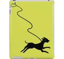 Off Leash iPad Case/Skin