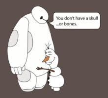 Baymax and Olaf Kids Clothes