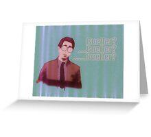 Bueller? Bueller? Greeting Card