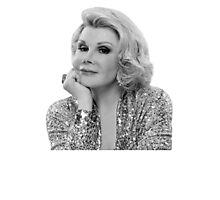 Joan Rivers Photographic Print